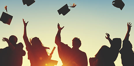 Graduation: Melbourne 2017